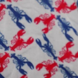 Charming Charlie Tops - Cute Lobster Top Size Medium
